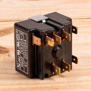 Image 3 of New Amana Rotary Switch For PTAC Units (30132161)