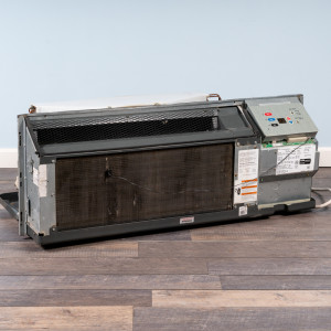 Image 5 of 12k BTU Reworked Gold-rated Amana PTAC Unit with Resistive Electric Heat Only - 265/277V, 15A