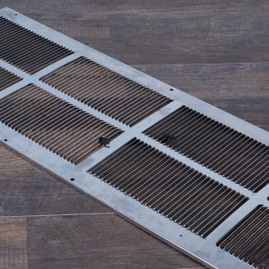 Image 3 of New Amana Stamped Grille For PTAC Units (SGK01B)