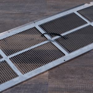 Image 4 of New Amana Stamped Grille For PTAC Units (SGK01B)