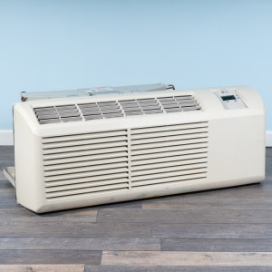 Image 3 of 9k BTU Reworked Gold-rated Trane PTAC Unit with Resistive Electric Heat Only - 220/240V, 20A, NEMA 7-20