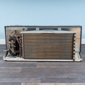 Image 6 of 9k BTU Reworked Gold-rated Trane PTAC Unit with Resistive Electric Heat Only - 220/240V, 20A, NEMA 7-20