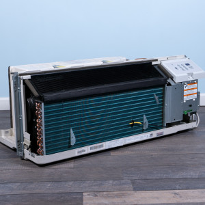 Image 5 of 9k BTU Reworked Gold-rated Friedrich PTAC Unit with Resistive Electric Heat Only - 265/277V, 20A, NEMA 7-20
