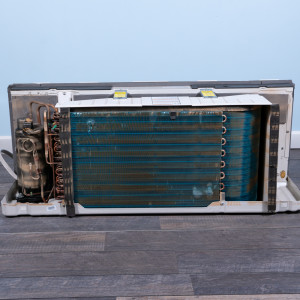 Image 6 of 9k BTU Reworked Gold-rated Friedrich PTAC Unit with Resistive Electric Heat Only - 265/277V, 20A, NEMA 7-20