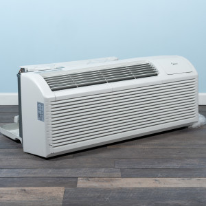 Image 3 of 9k BTU New Midea PTAC Unit with Resistive Electric Heat Only - 208/230V, 20A, NEMA 6-20 (MP09EMB82)