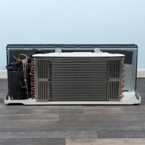 Image 6 of 9k BTU New Midea PTAC Unit with Resistive Electric Heat Only - 208/230V, 20A, NEMA 6-20 (MP09EMB82)