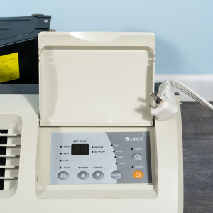 Image 2 of 9k BTU New Gree PTAC Unit with Resistive Electric Heat Only - 208/230V, 20A, NEMA 6-20 (ETAC09HC230V20A)