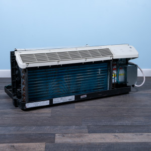 Image 5 of 9k BTU Reworked Gold-rated GE PTAC Unit with Resistive Electric Heat Only - 208/230V, 20A, NEMA 6-20