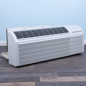 Image 4 of 9k BTU Reworked Gold-rated PTAC Unit with Heat Pump - 265/277V, 20A, NEMA 7-20