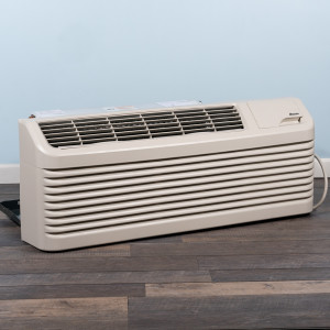 Image 3 of 12k BTU New Amana PTAC Unit with Heat Pump - 208/230V, 20A, NEMA 6-20 (PTH123G35AXXX)