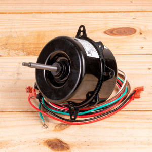 Image 3 of New Amana Outdoor Fan Motor For PTAC Units (0131P00025SPK)
