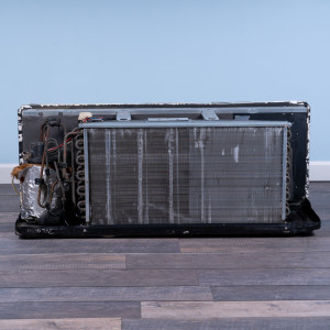 Image 6 of 9k BTU Reworked Gold-rated GE PTAC Unit with Resistive Electric Heat Only - 265/277V, 20A, NEMA 7-20