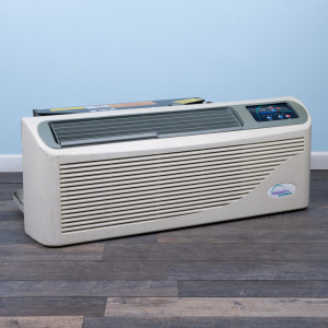 Image 2 of 9k BTU Reworked Gold-rated IslandAire PTAC Unit with Heat Pump - 208/230V, 20A, NEMA 6-20