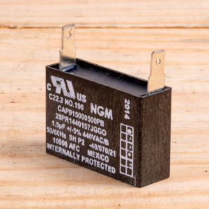 Image 1 of New Amana Capacitor For PTAC Units (CAP015000500PB)