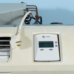 Image 2 of 9k BTU Reworked Gold-rated Trane PTAC Unit with Resistive Electric Heat Only - 265/277V, 15A, NEMA 7-15