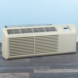 Image 3 of 9k BTU Reworked Gold-rated Trane PTAC Unit with Resistive Electric Heat Only - 265/277V, 15A, NEMA 7-15