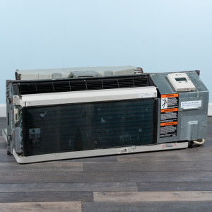 Image 5 of 9k BTU Reworked Gold-rated Trane PTAC Unit with Resistive Electric Heat Only - 265/277V, 15A, NEMA 7-15
