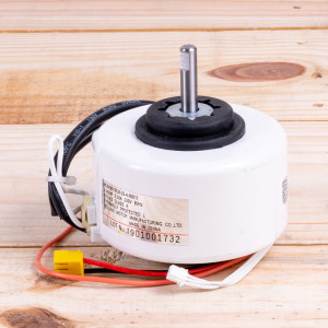 Image 3 of New GE Indoor Motor For PTAC Units (WP94X10309)
