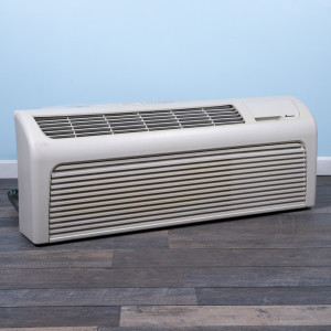 Image 3 of 9k BTU Reworked Gold-rated Amana PTAC Unit with Resistive Electric Heat Only - 220/240V, 20A, NEMA 6-20