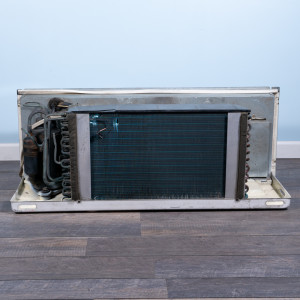Image 6 of 9k BTU Reworked Gold-rated Friedrich PTAC Unit with Heat Pump - 265/277V, 20A, NEMA 7-20