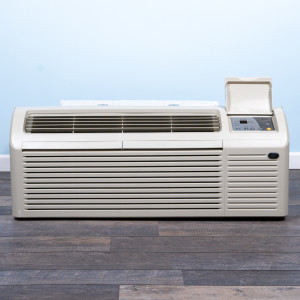 Image 1 of 7k BTU New Gree PTAC Unit with Heat Pump - 208/230V (ETAC2-07HP230VA-CP)