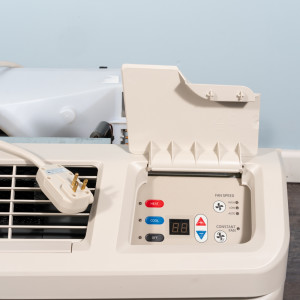 Image 2 of 12k BTU New Amana PTAC Unit with Resistive Electric Heat Only - 208/230V, 30A, NEMA 6-30 (PTC123G50AXXX)