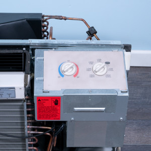 Image 2 of 7k BTU Reworked Platinum-rated LG PTAC Unit with Resistive Electric Heat Only - 208/230V, 15A, NEMA 6-15