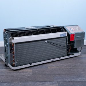 Image 5 of 7k BTU Reworked Platinum-rated LG PTAC Unit with Resistive Electric Heat Only - 208/230V, 15A, NEMA 6-15