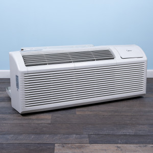 Image 3 of 12k BTU Reworked Gold-rated Midea PTAC Unit with Heat Pump - 208/230V, 20A, NEMA 6-20