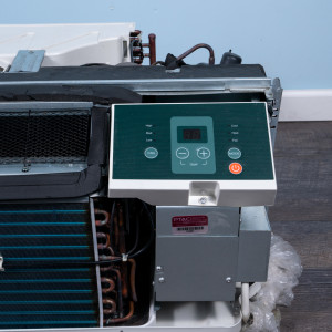 Image 4 of 12k BTU Reworked Gold-rated Midea PTAC Unit with Heat Pump - 208/230V, 20A, NEMA 6-20