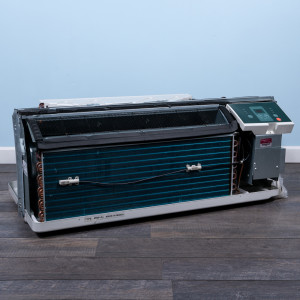 Image 5 of 12k BTU Reworked Gold-rated Midea PTAC Unit with Heat Pump - 208/230V, 20A, NEMA 6-20