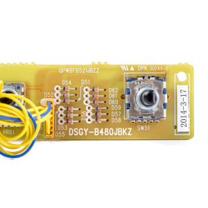 Image 2 of New GE Control Board For PTAC Units (WJ29X10014)