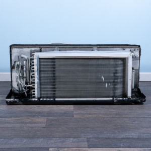 Image 5 of 7k BTU Reworked Gold-rated GE PTAC Unit with Heat Pump - 265/277V 20A