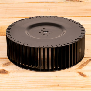 Image 2 of New GE Blower Fan For PTAC Units (WP73X10004)