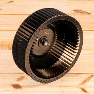 Image 3 of New GE Blower Fan For PTAC Units (WP73X10004)