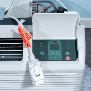 Image 2 of 15k BTU New Midea PTAC Unit with Heat Pump - 208/230V, 30A, NEMA 6-30 (MP15HMC82)