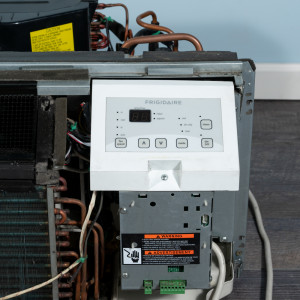 Image 4 of 12k BTU Reworked Platinum-rated Frigidaire PTAC Unit with Resistive Electric Heat Only - 265/277V, 20A, NEMA 7-20