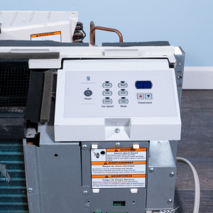 Image 2 of 9k BTU Reworked Platinum-rated Friedrich PTAC Unit with Resistive Electric Heat Only - 208/230V, 20A, NEMA 6-20