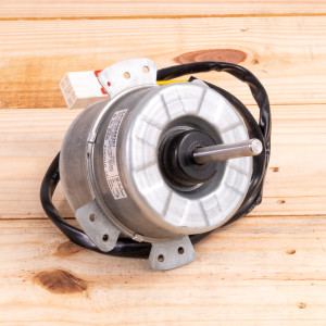 Image 2 of New LG Outdoor Fan Motor For PTAC Units (EAU60688301)
