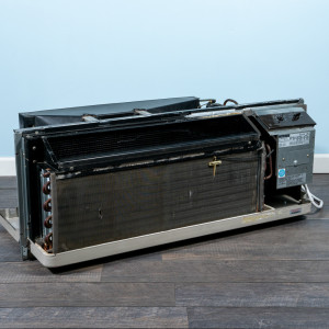Image 5 of 12k BTU Reworked Gold-rated GE PTAC Unit with Resistive Electric Heat Only - 208/230V, 20A, NEMA 6-20
