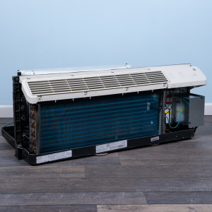 Image 5 of 9k BTU Reworked Platinum-rated GE PTAC Unit with Resistive Electric Heat Only - 265/277V, 20A, NEMA 7-20