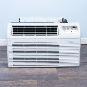 "Image 1 of TTW Unit - 9k Island Aire - 115v 26"" Air Conditioner With Integral Heat Pump and 1.0 kW Resistive Electric Heat"