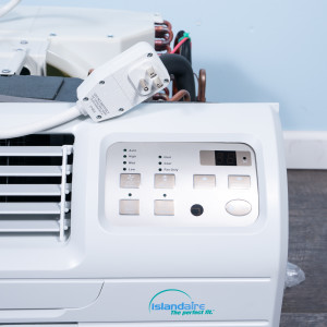 "Image 3 of TTW Unit - 9k Island Aire - 115v 26"" Air Conditioner With Integral Heat Pump and 1.0 kW Resistive Electric Heat"