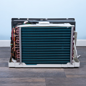 "Image 5 of TTW Unit - 9k Island Aire - 115v 26"" Air Conditioner With Integral Heat Pump and 1.0 kW Resistive Electric Heat"