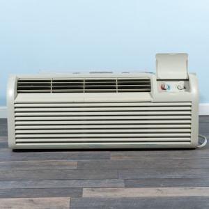 Image 1 of 12k BTU Reworked Gold-rated PTAC Unit with Heat Pump - 265/277V, 20A, NEMA 7-20