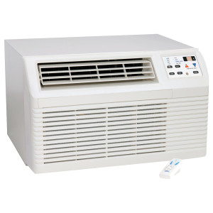 Image 2 of TTW Unit - 9k Amana PBE Series 208v Air Conditioner with 3.5 kW Electric Heat