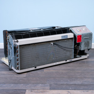 Image 5 of 9k BTU Reworked Gold-rated PTAC Unit with Resistive Electric Heat - 265/277V, 20A, NEMA 7-20