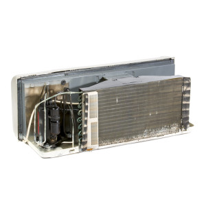 Image 3 of 7k BTU New Trane PTAC Unit with Resistive Electric Heat Only - 208/230V (TR7KEH230KN)