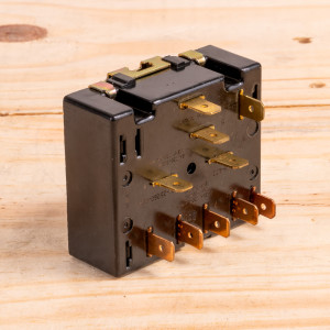 Image 2 of New GE Rotary Switch For PTAC Units (WJ26X10013)