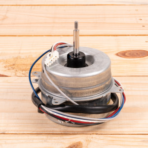 Image 3 of New GE Outdoor Motor For PTAC Units (WP94X10232)